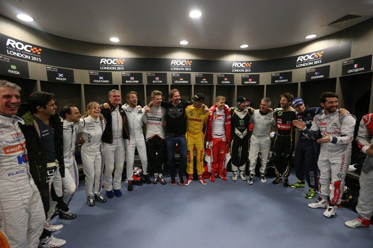 マッサ、モントーヤらがマイアミ開催のレース・オブ・チャンピオンズ参戦決定
