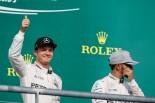 F1 | F1 Topic:タイトル争いはロズベルグが依然として優勢。敵は己のプレッシャーか