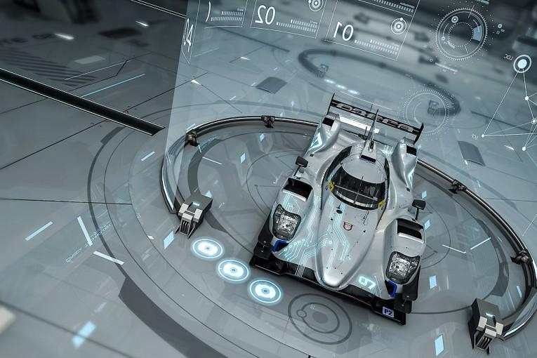 ル・マン/WEC | オレカ、新LMP2カー『オレカ07』のイラストを公開。テストもスタート
