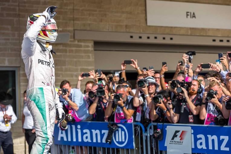 F1   「ハミルトンは日本GP後にうまく気持ちを立て直した」とメルセデスF1代表