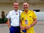 F1 | F1 Topic:デビュー当時の中嶋悟とも働いた今もF1界に残る大ベテラン