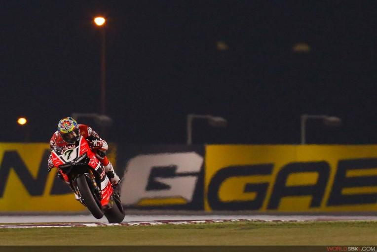 MotoGP   SBK最終戦カタール:デイビスが総合トップ。レイも2連覇に向け好発進