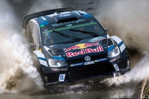 セバスチャン・オジエ(フォルクスワーゲン・ポロR WRC)
