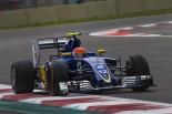 F1 | ザウバー「突然のウイング破損は、縁石に乗り上げたことが原因」:F1メキシコGP金曜