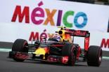 F1 | フェルスタッペンがトップ【タイム結果】F1第19戦メキシコGP フリー走行3回目