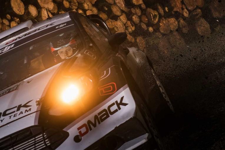 ラリー/WRC   WRC第12戦:オジエ首位快走。若手タナクが追い上げるもギャップ変わらず