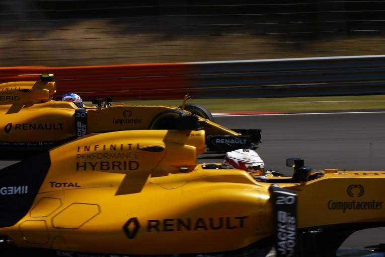 F1 | 「ヒュルケンベルグ加入決定でルノーのチーム内バトルが緊迫」