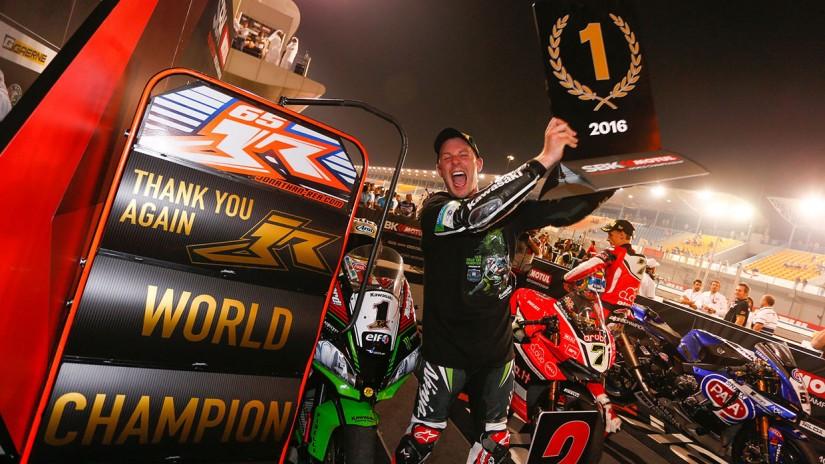 MotoGP | SBK王者ジョナサン・レイが出身地の北アイルランドで功績をたたえられる