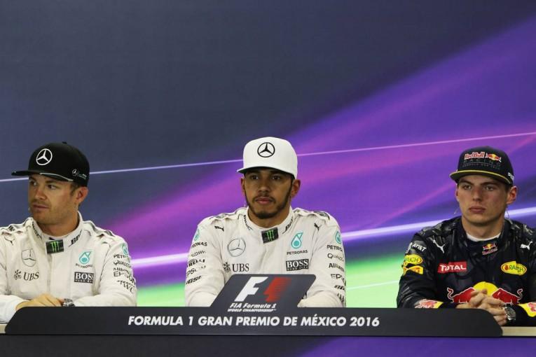 F1 | F1メキシコGP 予選トップ10ドライバーコメント