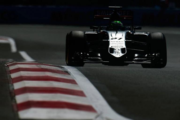 F1   5位ヒュルケンベルグ「今シーズン最高の予選ラップを走った」:Fインディア F1メキシコGP土曜