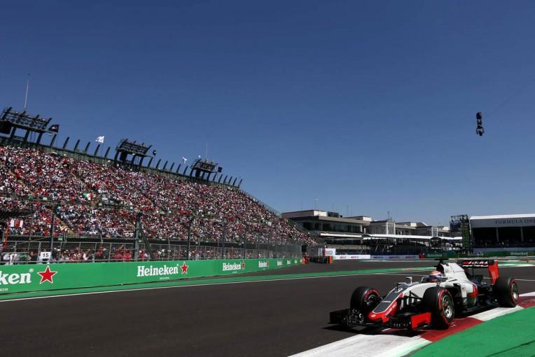 F1 | グロージャン「最後列はグティエレスのスピンの影響じゃない」:ハースF1 F1メキシコGP土曜