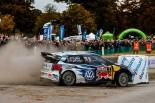 ラリー/WRC | 【順位結果】世界ラリー選手権第12戦ラリーGB SS16後 暫定結果