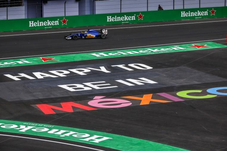 F1   エリクソン「ここからチームにとっての今季初ポイントを狙う!」:ザウバー F1メキシコGP土曜