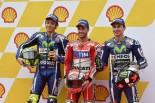 MotoGP | MotoGP第17戦マレーシアGP 決勝トップ3コメント