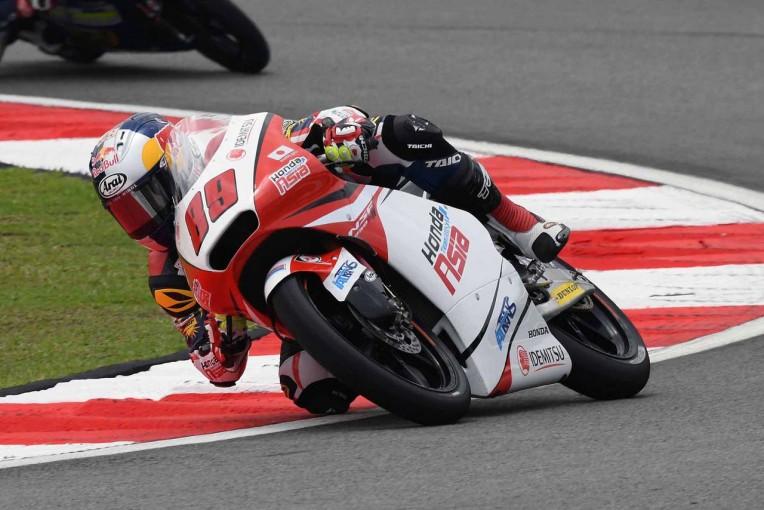 MotoGP | ホンダ・チーム・アジア MotoGP第17戦マレーシアGP決勝日レポート