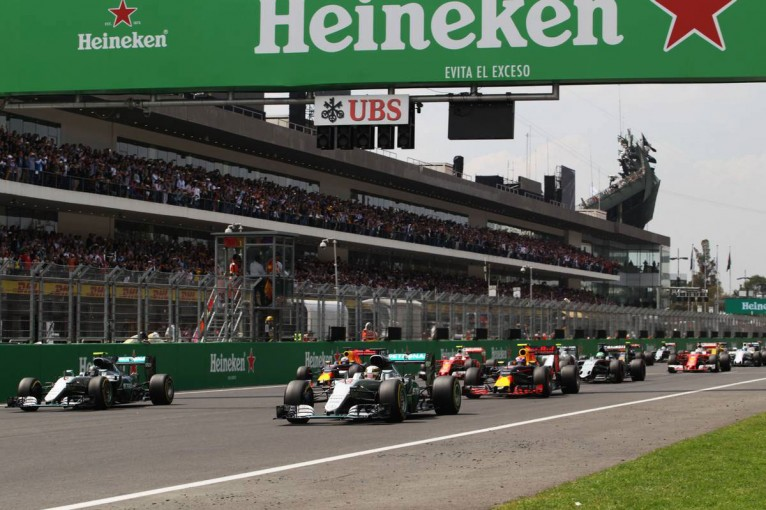 F1   【順位結果】F1第19戦メキシコGP決勝