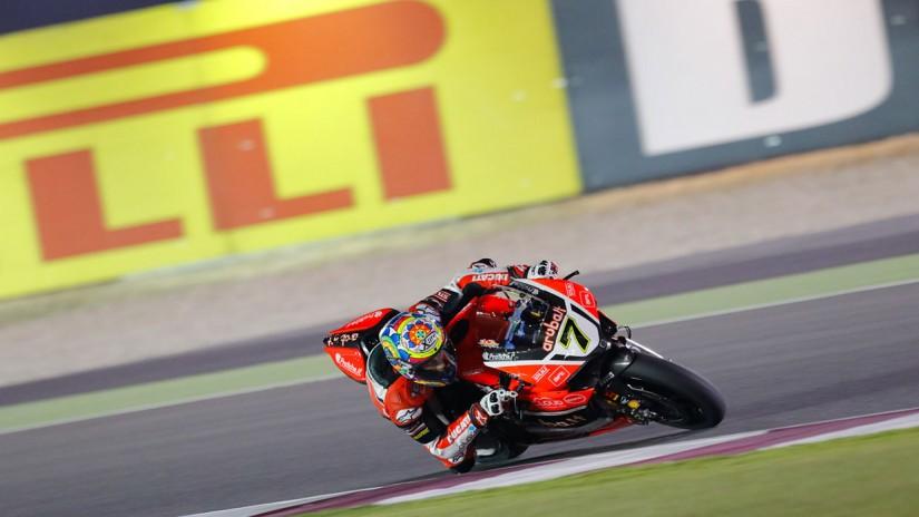 MotoGP | SBK最終戦カタール決勝レース2:チャズ・デイビスが3戦連続のダブルウインを飾る