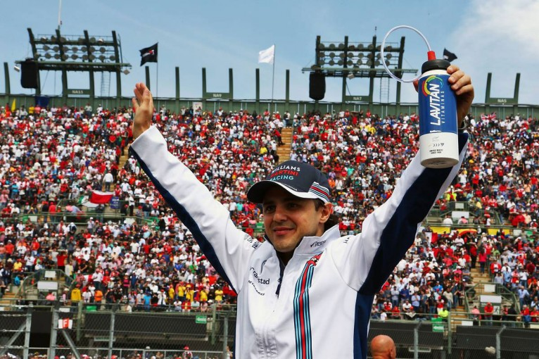 F1 | 【Q&A】F1電撃復帰のマッサに聞く:「涙で送り出したファンの反応が、心配ではないですか?」