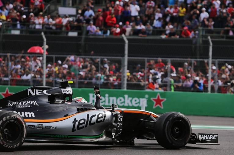 F1   F1メキシコGPフォトギャラリー