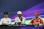 F1 | F1メキシコGP決勝トップ10ドライバーコメント