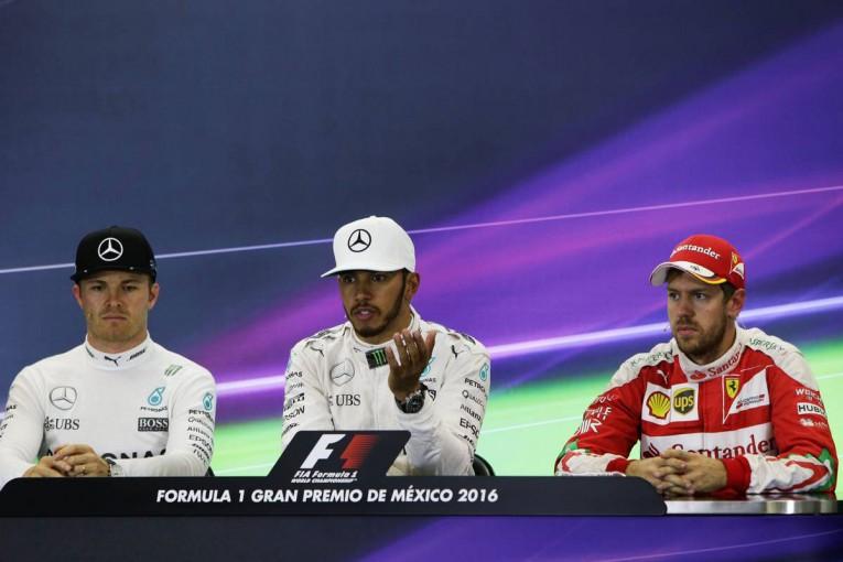 F1   F1メキシコGP決勝トップ10ドライバーコメント