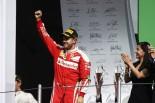 F1 | ベッテル、3位表彰台を失う。リカルドへの防御に違反行為ありとの裁定