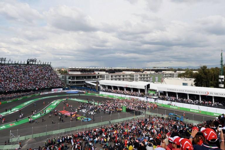 F1   動画:F1メキシコGPレースハイライト