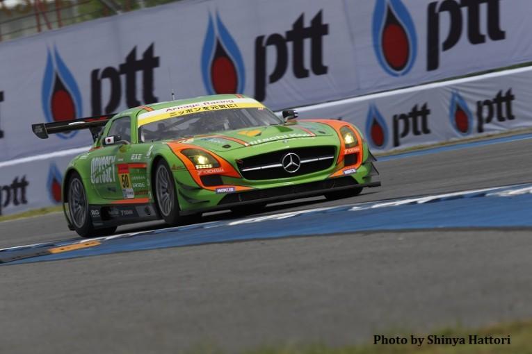 スーパーGT   Arnage Racing スーパーGT第7戦タイ レースレポート