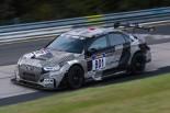 ジェルディ・ジェネ組の「Audi RS 3 LMS」801号車 (Phoenix Racing)