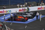 F1 | フェルスタッペン「リカルドが3位で嬉しい。ベッテルが罰せられたのは当然」レッドブル F1メキシコGP日曜