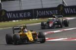 F1 | パーマー「アロンソ&バトンとのバトルは楽しかった。たぶん記録も作ったよ!」:ルノー F1メキシコ日曜