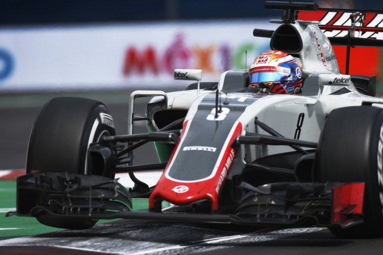 F1   グロージャン「問題が解決せず。最悪のハンドリングだった」:ハース F1メキシコGP日曜