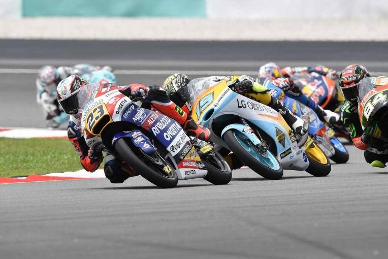 MotoGP | ホンダ MotoGP第17戦マレーシアGP Moto3クラス決勝日レポート