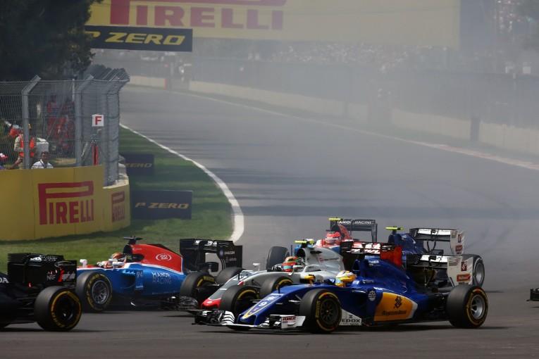 F1   エリクソン「クラッシュに巻き込まれながら、入賞目前まで行くとは」:ザウバー F1メキシコGP日曜