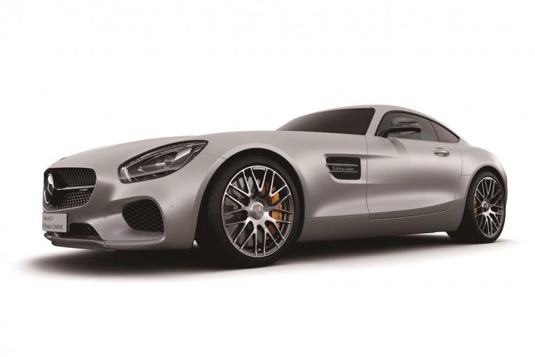 クルマ   『メルセデスAMG GT』にルックスと実力を兼ね備えた特別仕様車が登場