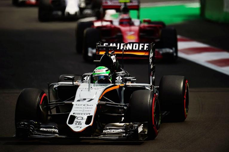 F1 | メキシコGPでのライコネンとヒュルケンベルグのクラッシュ、双方の言い分