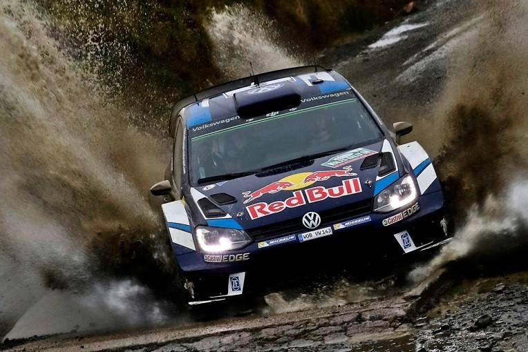近年のWRC世界ラリー選手権を席巻したフォルクスワーゲン・ポロR WRC。突然の撤退となってしまった。