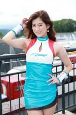 レースクイーン | 神崎裕女(ドラゴ)