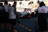F1メキシコGP 予選最下位となったロマン・グロージャン