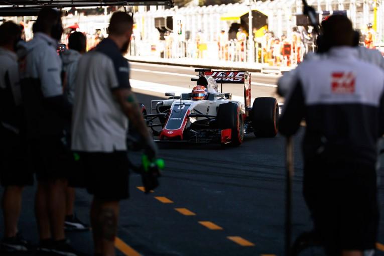 F1   苦境のハースF1、グロージャン「僕たちのチームはなにもうまくいっていない」