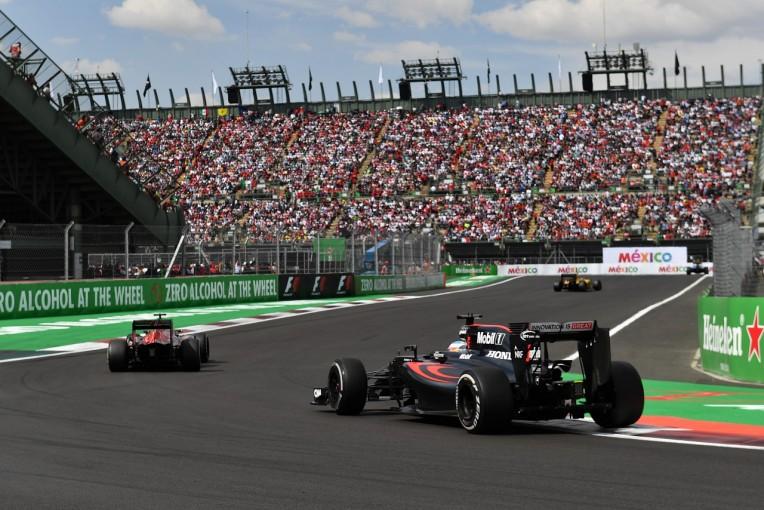 F1 | 「ぞっとした瞬間…アロンソの事故回避能力は満点に値する」英誌全ドライバー評アメリカ&メキシコGP編