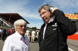 F1 | エクレストン退任とブラウン復帰はF1発展のために必要だった──F1ボスが新体制を語る
