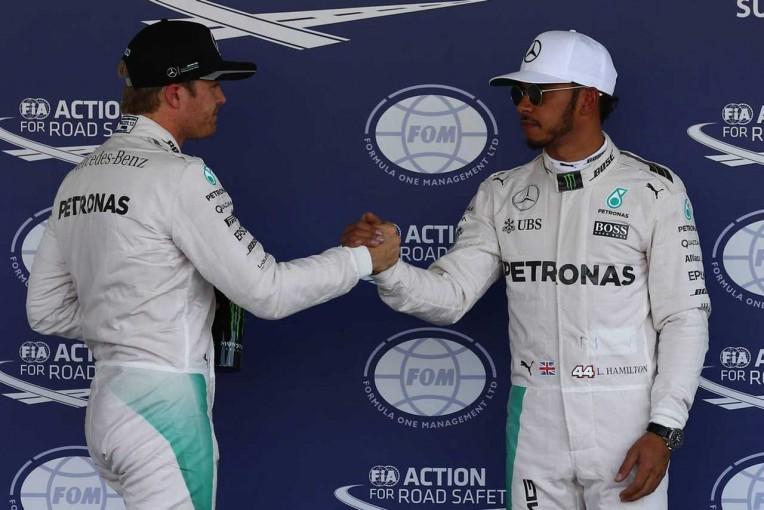 F1 | 今宮純によるメキシコGPドライバー採点&短評:タイトルを争うふたりの危機管理能力