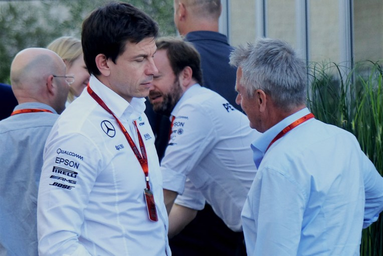 F1   F1 Topic:来季ドライバー市場に新たな動き。マネージャーの動向にも要注目