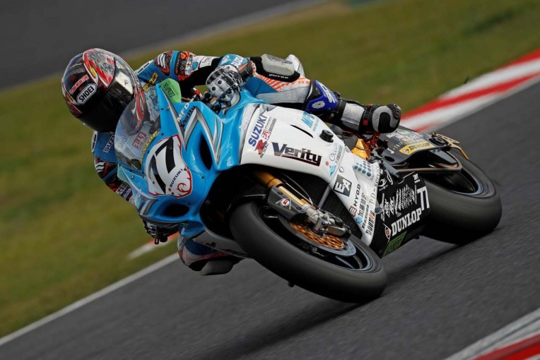 MotoGP | 全日本ロードレース:清成龍一、最終戦ART合同走行で負傷。レースは欠場に