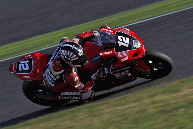 MotoGP   全日本ロード第9戦鈴鹿予選:ヨシムラの津田がレース2でPP獲得。レース1は中須賀がPP