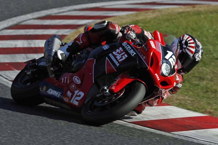 MotoGP   【順位結果】全日本ロードレース第9戦鈴鹿JSB1000公式予選