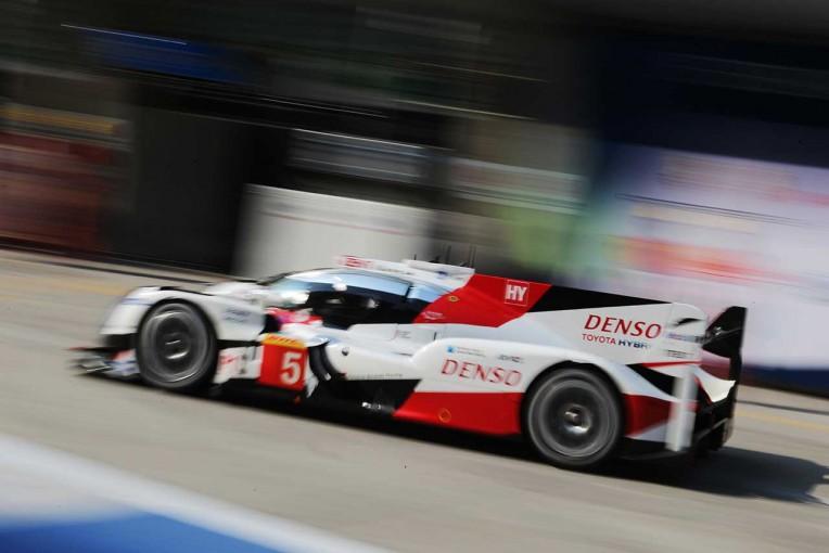 ル・マン/WEC   TOYOTA GAZOO Racing WEC第8戦上海 予選レポート