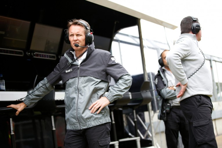 海外レース他   豪州SC:元マクラーレンF1のテクニカルディレクター、強豪トリプル・エイトへ加入