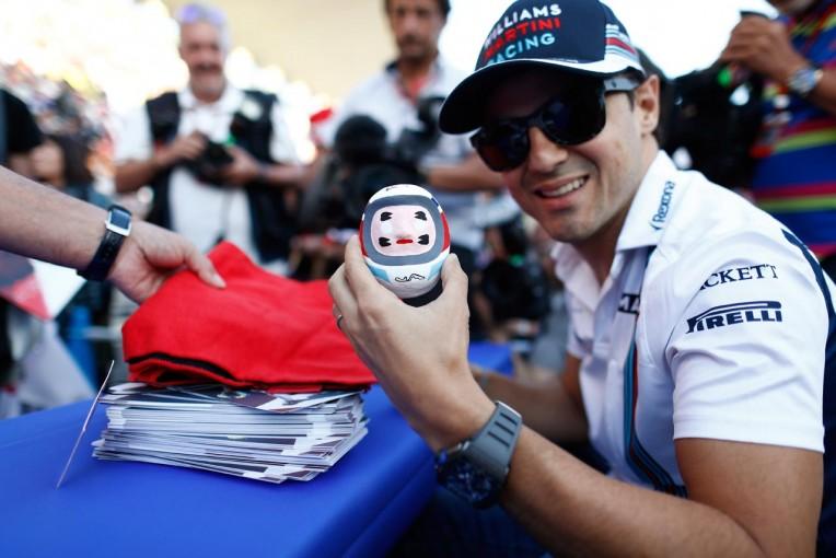 F1   17年の鈴鹿ファン感は3月4~5日開催。フェリペ・マッサも登場